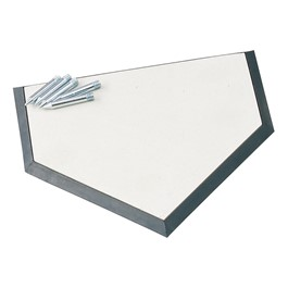 Save-A-Leg Home Plate w/ Five Metal Spikes