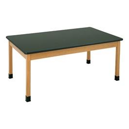 Science Lab Table w/ Phenolic Top