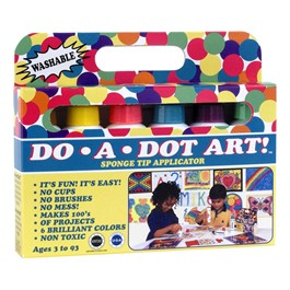 Do-A-Dot Washable Markers - Brilliant