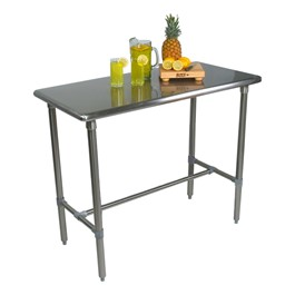 Cucina Classico Stainless Steel Food Prep Table