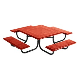 Square Preschool Picnic Table